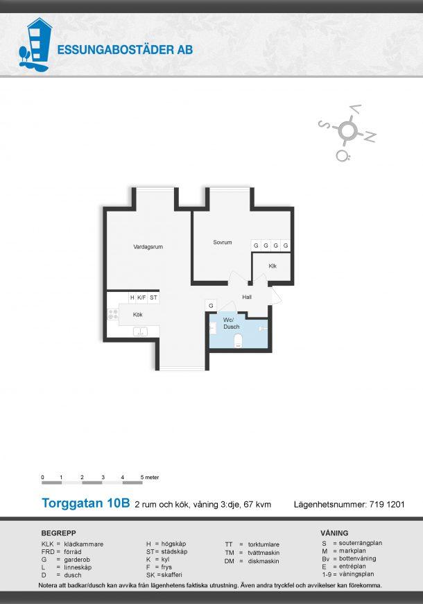 Torggatan 10, 55+ boende (719)