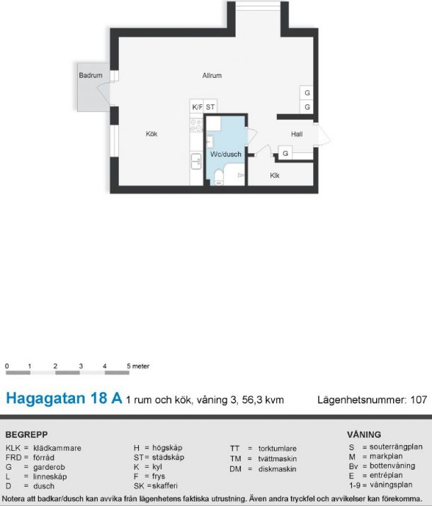 Hagagatan 18 A (107)
