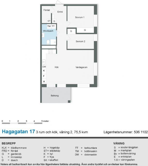 Hagagatan 17 (506)