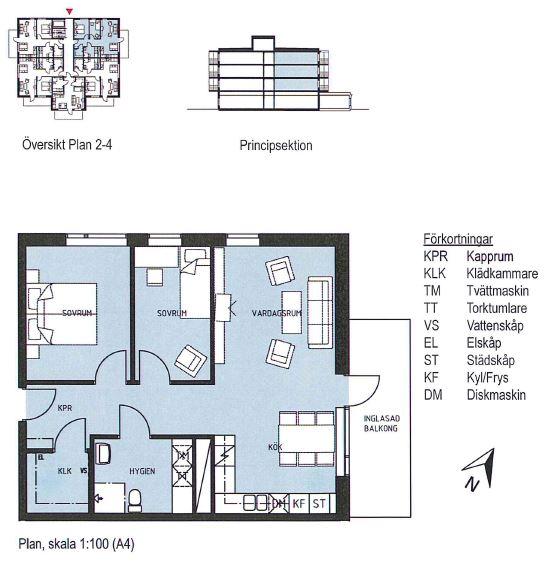 Solhagsgatan 5 (Misteln) (lgh 1201)